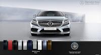 Mercedes CLS 400 2017 màu Bạc Diamond 988