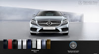 Mercedes CLS 500 4MATIC 2017 màu Bạc Diamond 988