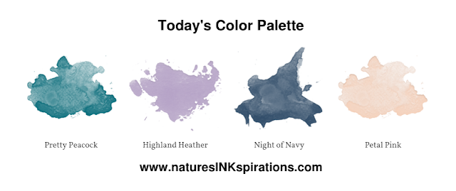 "Today's Color Palette | Inspired by Marilyn Monroe's outfit in ""Gentlemen Prefer Blondes"" 