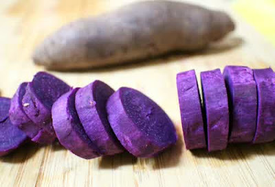 14 Purple Yam or purple sweet potato Benefits  for the health of the body