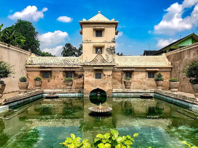 Tempat wisata tamansari yogyakarta | paket wisata | harga tiket | alamat