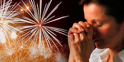 imagem dos fogos de ano novo