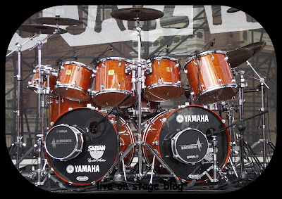 Billy Cobham Yamaha Drum