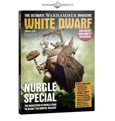 White Dwarf enero 2018
