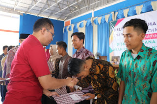 <b>Gubernur Bangga, 20 Siswa SMKN 2 Sumbawa Dapat Program Beasiswa ke Cina</b>