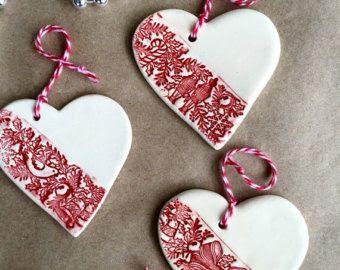 ozdoby świąteczne z suchej porcelany tutorial