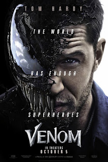 Venom First Look Poster 2