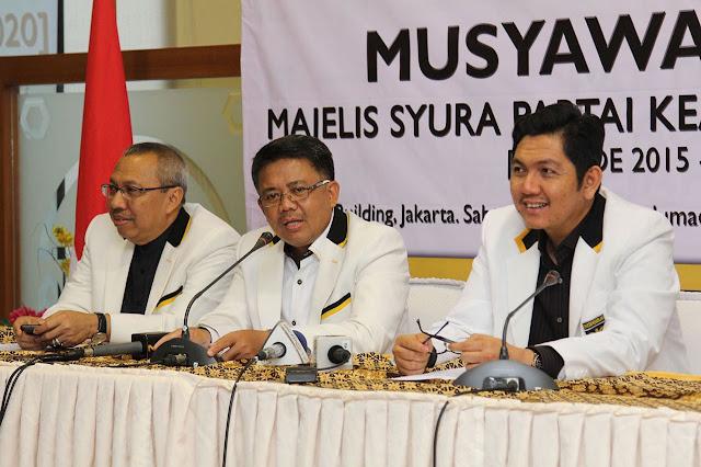 Gelar Musyawarah Majelis Syura V, Ini Enam Keputusan PKS