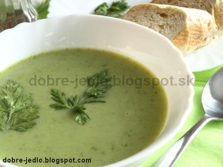 Hustá brokolicová polievka - recepty