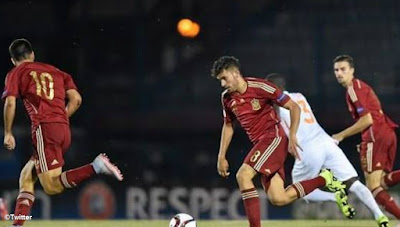 Revelation of the euro U21, Ceballos approximates the Real Madrid