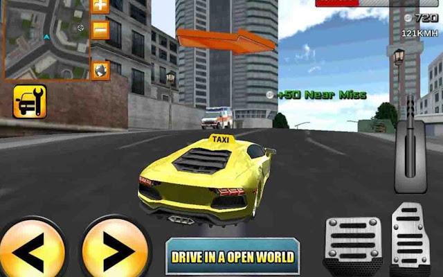 لعبة سائق الاجرة Crazy taxi - تحميل العاب