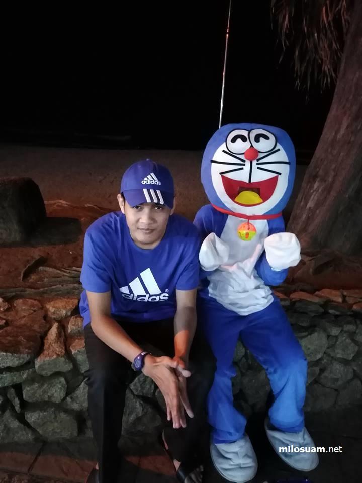 Doraemon-teluk-cempedak-pahang
