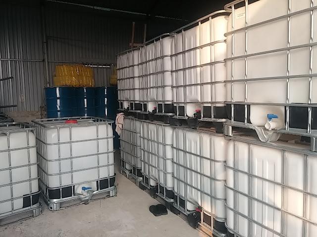 Bán tank nhựa, thùng nhựa công nghiệp, thùng đựng hóa chất