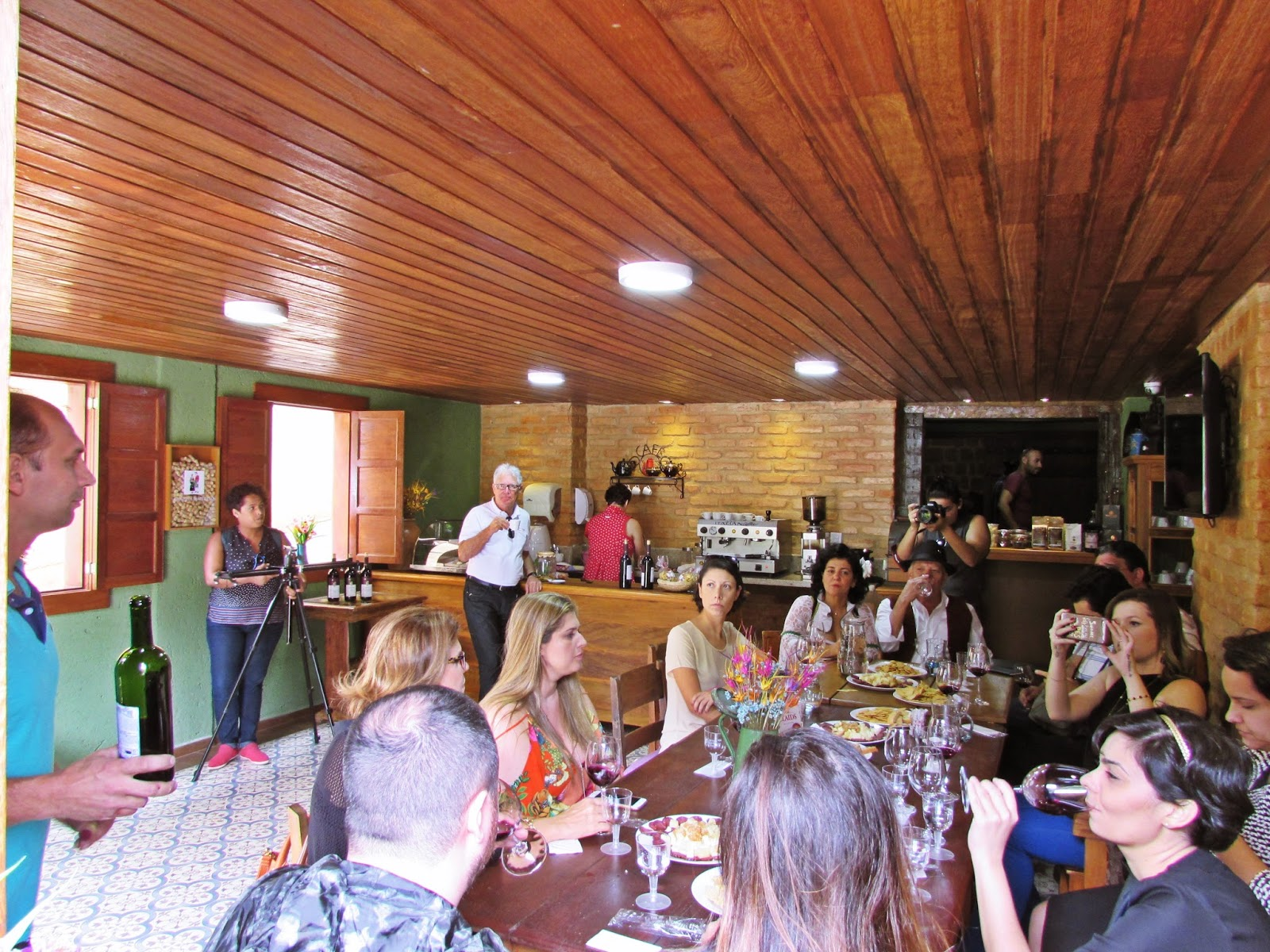 Vinhos em Santa Teresa - ES