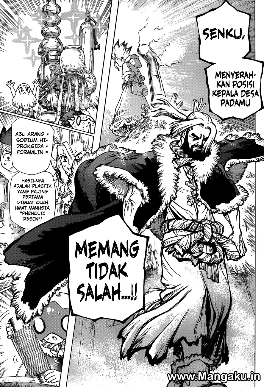 Dr. Stone Chapter 58-16