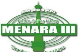 Radio Menara 3 Am 864 Khz Surabaya