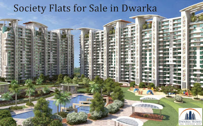 Society Flats for sale in Dwarka