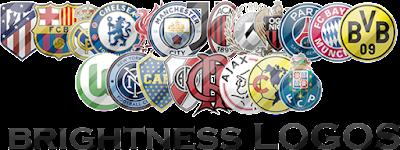 PES 2018 Brightness Logos by VMFT9