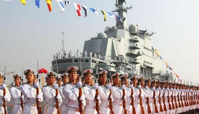 Kalahkan Amerika dan Rusia, China kini jadi negara eksportir senjata paling pesat di dunia