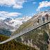 Cel mai lung pod suspendat din lume a fost inaugurat in Elvetia