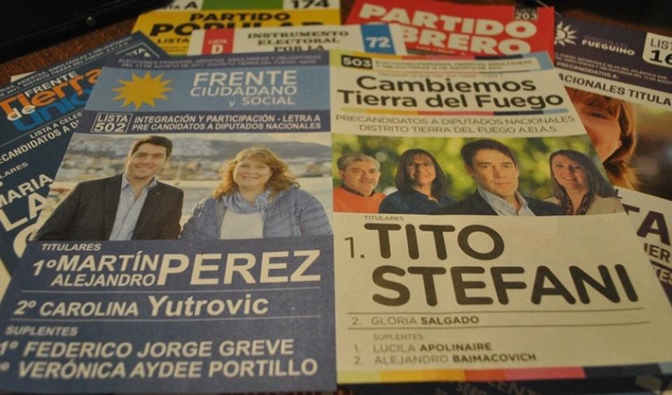 Perez-Stefani diputados Colazo afuera
