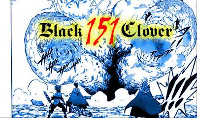 Pertarungan melawan reinkarnasi para Elf alhasil mulai memanas di manga Black Clover cha [ BLACK CLOVER 151 ] PEDANG ASTA TIDAK MEMPAN!!! BAGAIMANA CARA MENGATASI SIHIR REINKARNASI???