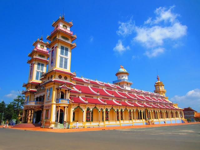Tay Ninh, Best Cities to Visit in Vietnam