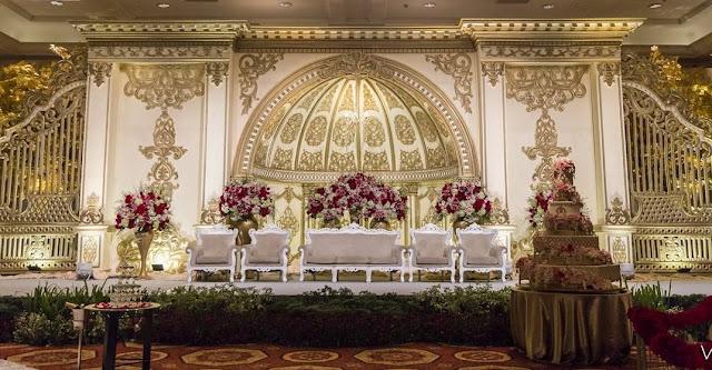 contoh dekorasi pernikahan sederhana murah
