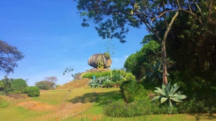 Pedra da Cebola: monumento natural!
