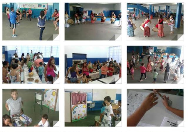 Ação pelo Dia Internacional da Mulher do Escola da Família da Escola Yolanda é sucesso absoluto
