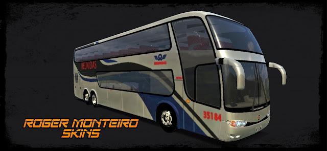 MARCOPOLO G6 VIAÇÃO REUNIDAS