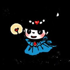 Panda girl Ai-chan 2