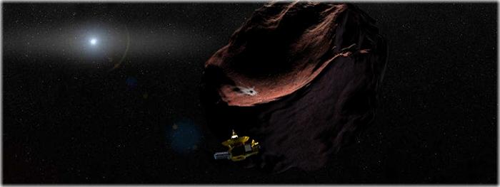 sonda new horizons ganha novo destino