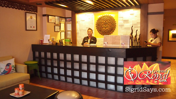 Grand Royal Spa Bacolod