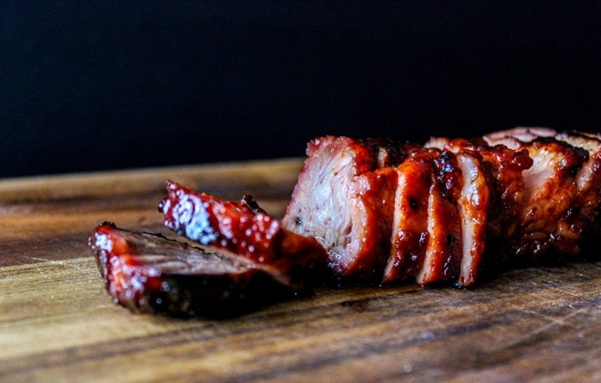 Sweet and Sticky Char Siu (Chinese BBQ Pork) #meatrecipe #asianfood
