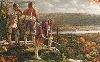 Indios Lenape (llamados Delaware)