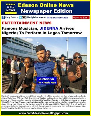 edeson online news entertainment news famous musician