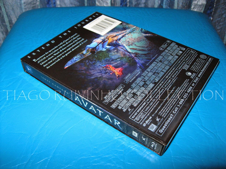 MOVIE PREDATOR: AVATAR 3-Disc Collector's Edition (US)