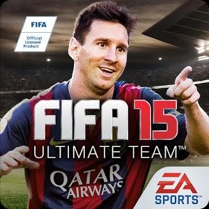 Telecharger FIFA 15 apk Sur Android iOS
