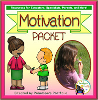 Motivation Character Education - Social Skills Teaching Packet