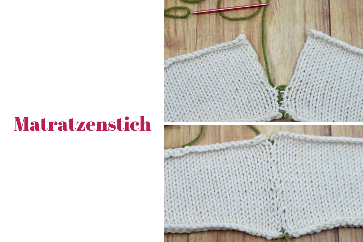 Knit Pro Germany 6 Nahttechniken Die Strickende Und