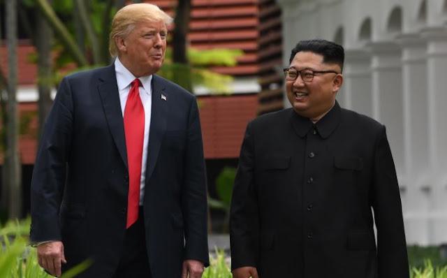 Trump Looking 'Forward To Meeting With' Kim Jong Un