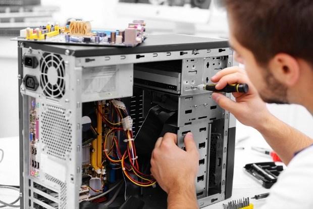 computer hardware problem solution