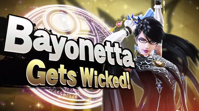 Bayonetta Gets Wicked in Super Smash Bros