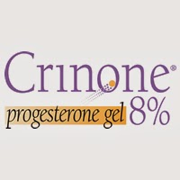 Crinone Gel Build Up