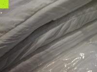 vakuumverpackt: Matratzentopper Viscoelastisch Matratzenauflage Visco Schaum 90x200cm-180x200cm - verschiedene Größen (140x200 cm)