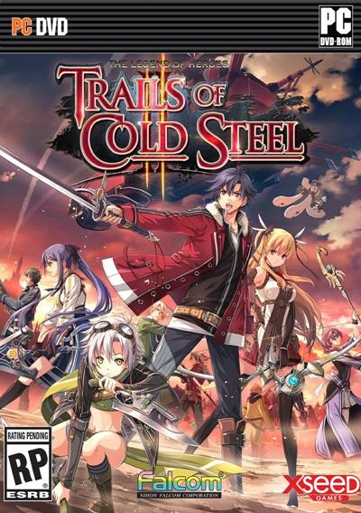 โหลดเกมส์ The Legend of Heroes: Trails of Cold Steel
