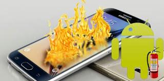 9 Cara Mudah Mengatasi HP Android Yang Cepat Panas