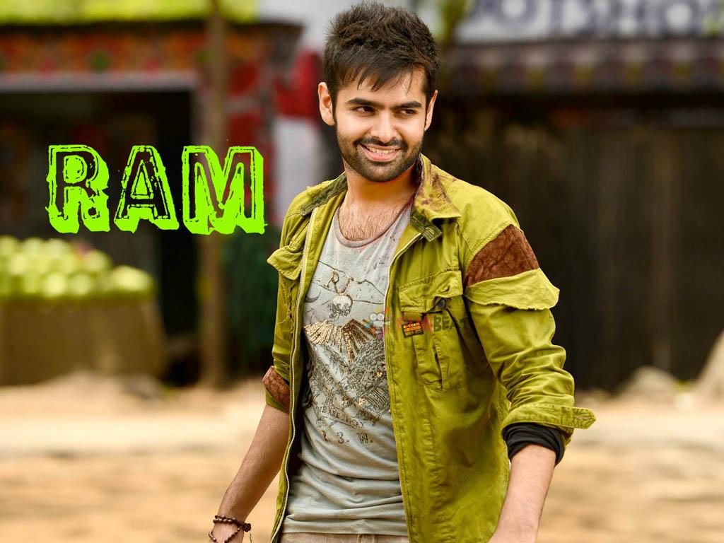 South Indian Actress Ram Pothineni Photos Images Pics