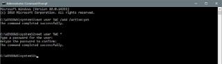 Ada kalanya kita harus menyebarkan PC Windows kita dengan seseorang Cara menciptakan akun guest di Windows 10 via command prompt